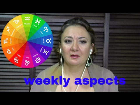 Weekly Horoscope with Olga: May 29th -  June 4th!