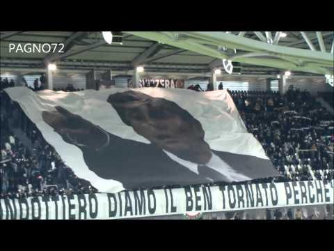 Bentornato a casa Antonio,Formazione,Inno JUVENTUS Vs Cagliari