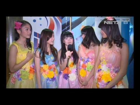 Entertainment News - JKT 48 masuk nominasi world music award 2014