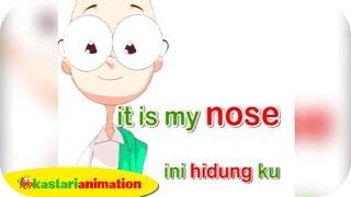 Belajar Bahasa Inggris Part 2 Part Of The Body Kastari