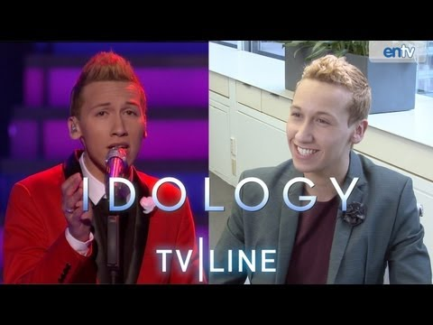 """American Idol"" Devin Velez Exit Interview - IDOLOGY"