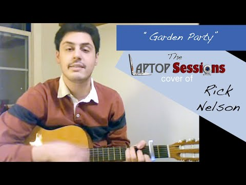 Garden Party Ricky Nelson Cover Youtube