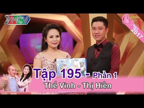 Vợ sợ chồng biến thái 'tốc váy' thời học sinh   Thế Vinh - Thị Hiền   VCS #195