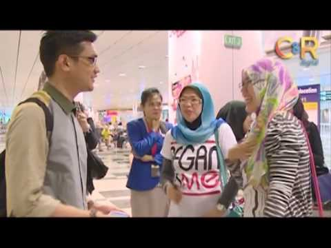 Afgan Road to Singapore Concer