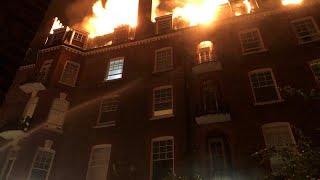 شاهد: اندلاع حريق في بناية سكنية من خمسة طوابق في لندن   |   قنوات أخرى