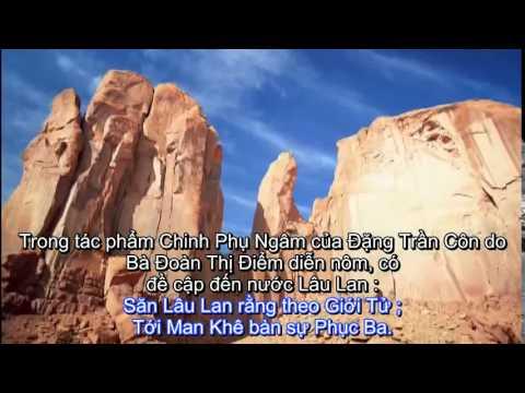 Vương Quốc Lâu Lan Của Tôi - Vân Đóa - Việt dịch