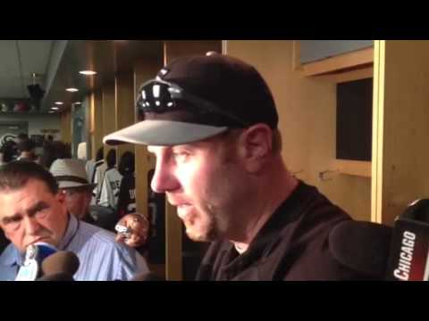 Adam Dunn on Tigers' series