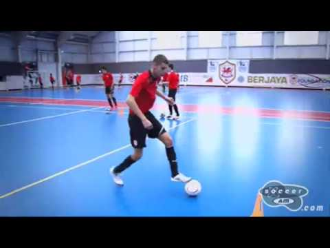 Soccer AM - Futsal - Cardiff City