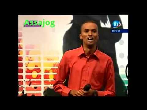 Djibouti: Concours des jeunes talents Samia iyo Kader 12/12/2013