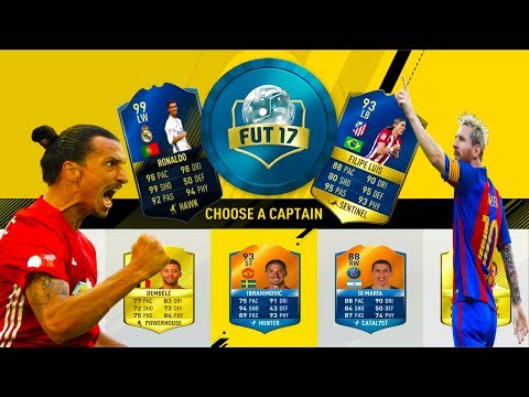 FIFA 17 FUT DRAFT - Cea Mai Buna Echipa 2 Goluri Intr-un Minut + Mare Mare Ghinion