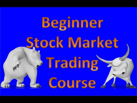 Introduction to stock market trading