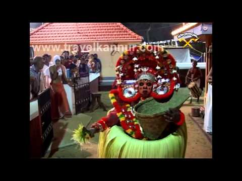 Kunhar Kurathi Theyyam (Travel Kannur Kerala Videos)