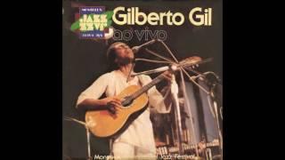 Glberto no final do show em Montreux