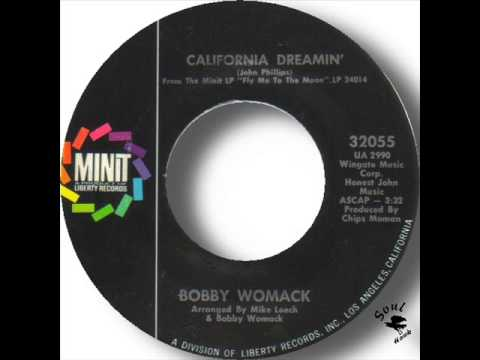 Bobby Womack   California Dreaming