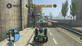 LEGO Marvel Super Heroes S.H.I.E.L.D. Staff Car Unlocked