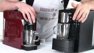 Starbucks Verismo 580 Vs Verismo 585