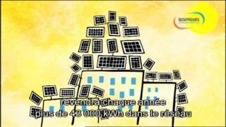 Le photovoltaïque, le B.A-Ba