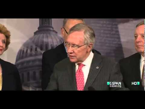 Harry Reid: People Are Not Educated On How To Use The Internet