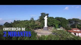 OBRAS - Revitalização Cristo Redentor - SERRA NEGRA/SP