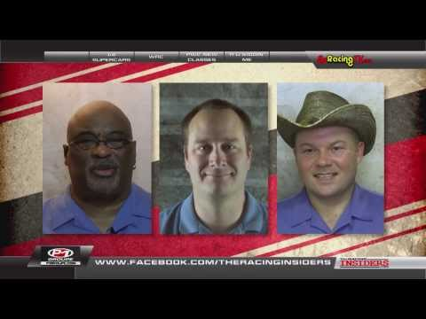 The Racing Insiders Episode 27 Air date Oct 31, 2013