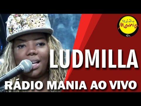 Rádio Mania - Ludmilla - Se Eu Descobrir (La Bombonera Vérsion)