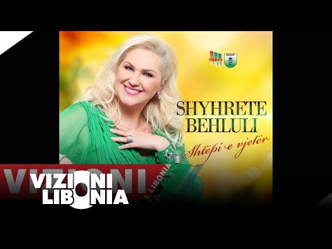 Shyhrete Behluli - Moj Qershi (Official Audio 2014)