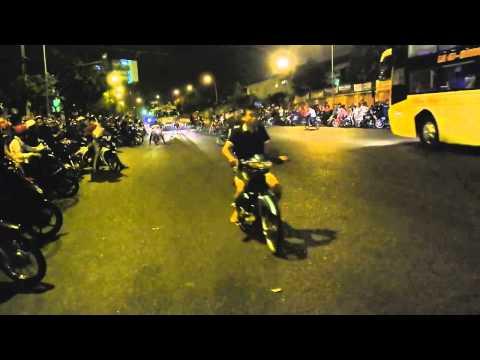 Đại Lể Đua xe Dinh Cô 2015 Vũng Tàu City Full HD