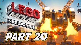 The LEGO Movie Videogame Walkthrough Part 20 Emmet