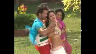 Hot Song Shoot Of Bhojpuri Film 'Jaaneman' Khesari Lal And