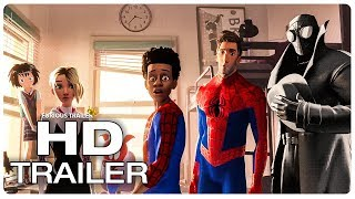 SPIDER-MAN: INTO THE SPIDER-VERSE Official Trailer #3 (NEW 2018) Animated Superhero Movie HD