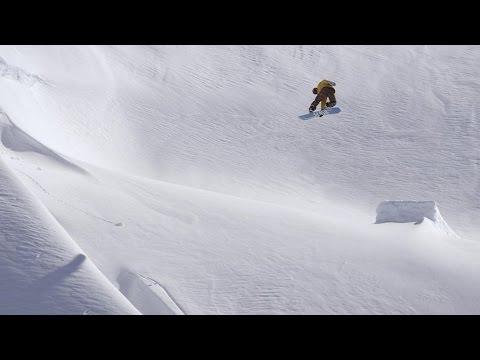 Gigi, Kazu and Torstein Session Backcountry Booters in Alaska | Stronger Sessions Ep 6