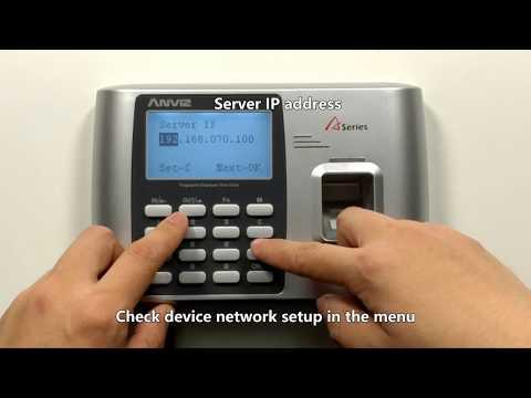 Novità A300 aggiunta modalità di comunicazione via WI-FI ecco come settare il dispositivo A300 disponibile in lingua ITALIANO