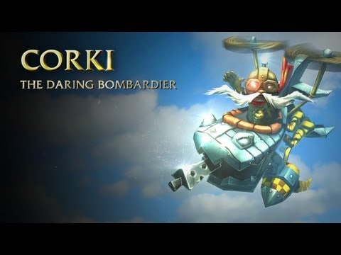 Corki: Champion Spotlight | Gameplay - League of Legends