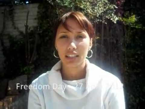 Dani McNiel on Freedom Day 2012