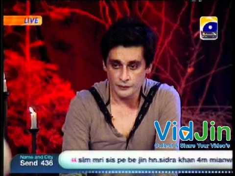Jinnat Live in Sahir Lodhi Show Das Tak Kay Baad - 18 June 2012 Part 2