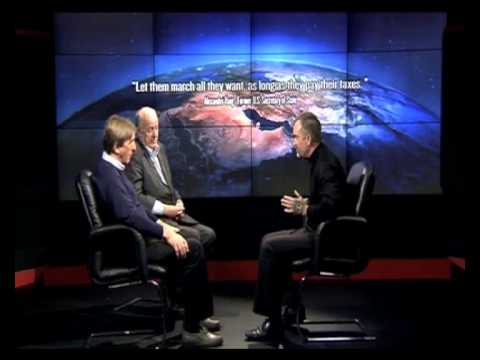 Ken O'keefeThe People's voice Middle East show 2 with subtitles