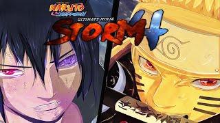 Naruto Shippuden: Ultimate Ninja Storm 4 1st Scan (PS4