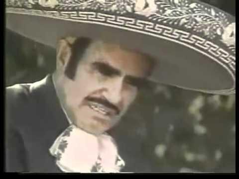 Vicente Fernández Me Voy A Quitar De En Medio La Mentira