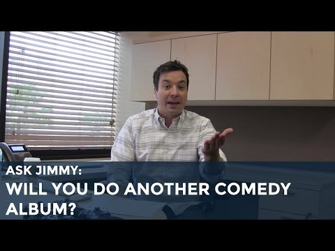 Ask Jimmy: Will You Do Another Comedy Album?