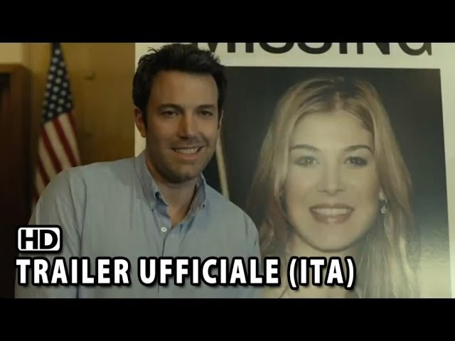 L'amore bugiardo - Gone Girl - Trailer Ufficiale in Italiano
