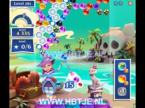 Bubble Witch Saga 2 level 181