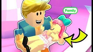 Roblox: I'M A BABY!! - ADOPT ME