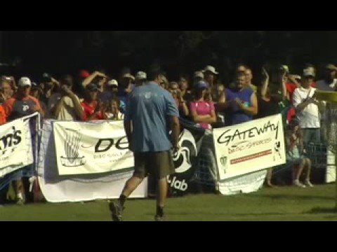 Dave Feldberg - Disc Golf World Champion - Instruction