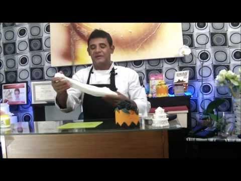 aprenda a fazer a Pasta de Goma - confeitaria Online