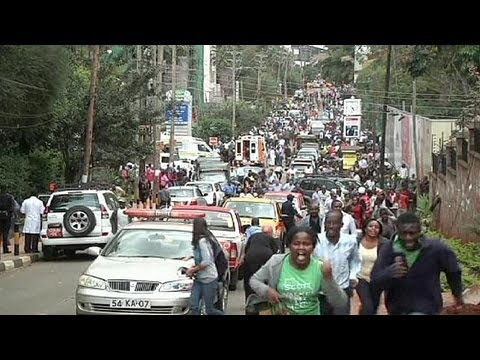 Kenya: at least 68 killed in Nairobi's Westgate mall attack - no comment