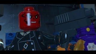 LEGO Marvel Super Heroes 100% Walkthrough Part 6 Red