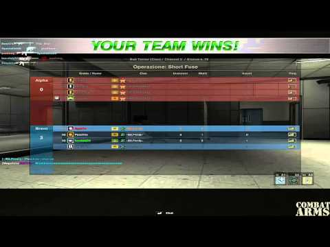 Combat Arms EU - Clan War - ~BD F4mily~ Vs THE ANNUNAKIS