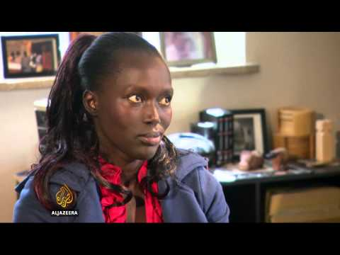 Lost girls of S Sudan rebuild new lives in US