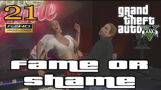 GTA V Fame or Shame Mission Let's Play Walkthrough EP21 Part 21 HD 1080p