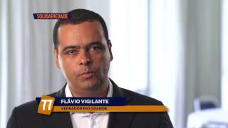 Programa de Televisão – Flavio Vigilante